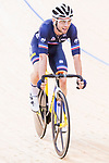 Benjamin Thomas of France competes on Men's Omnium Elimination during the 2017 UCI Track Cycling World Championships on 15 April 2017, in Hong Kong Velodrome, Hong Kong, China. Photo by Chris Wong / Power Sport Images