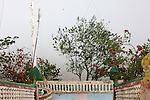 Wind Before The Rain, Phnom Sampeau Pagoda