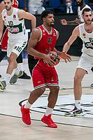 armani - Panatinaikos eurolega basket 2020-2021 - Milano 3 dicembre 2020 - nella foto: hines