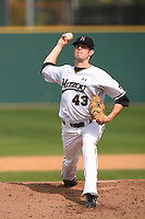 Feb 29 2008: Aaron Crow of the University of Missouri Tigers during game at San Diego State University in San Diego,CA.  Photo by Larry Goren/Four Seam Images