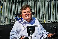 SAM SCHMIDT (USA) TEAM OWNER SCHMIDT PETERSON MOTORSPORTS