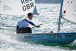 Finland	Laser Radial	Men	Helm	FINOM4	Oskari	Muhonen<br /> Day1, 2015 Youth Sailing World Championships,<br /> Langkawi, Malaysia