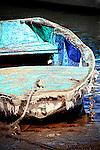 Derelict 3, old boat on Balboa Island, CA.