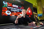 Champion Alex Foxen