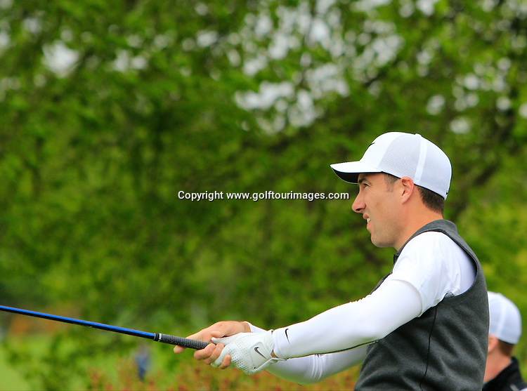 Ross FISHER (ENG)  during round one of the 2016 Dubai Duty Free Irish Open hosted by The Rory Foundation and played at The K-Club, Straffan, Ireland. Picture Stuart Adams, www.golftourimages.com: 19/05/2016