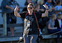 Wairarapa Times-Age photographer Jade Cvetkov after the Wairarapa Bush club rugby match between Greytown and Marist at Greytown Rugby Club in Greytown, New Zealand on Saturday, 22 April 2017. Photo: Dave Lintott / lintottphoto.co.nz