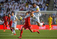 171111 FIFA World Cup Playoff - NZ All Whites v Peru