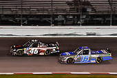#46: Chandler Smith, Kyle Busch Motorsports, Toyota Tundra iBUYPOWER/828 Logistics, #16: Austin Hill, Hattori Racing Enterprises, Toyota Tundra ARCO National Construction