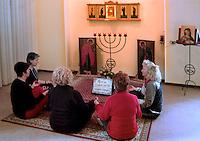 Casa ritiri spirituali  Eremo di Eupilio-Como<br /> La collina dello Spirito:preghiera e silenzio. Yoga e spiritualità