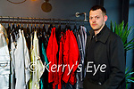 Colin Horgan from Ardfert, who designed the dresses for the girl group Little Mix for their video.