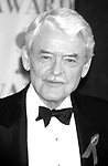 Hal Holbrook attends the 1997 Tony Awards on June 1, 1997 at Radio City Music Hall in New York City.