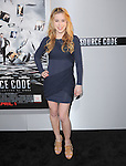Tara Lipinski at The Summit Entertainment L.A Premiere of Source Code held at The Cinerama Dome in Hollywood, California on March 28,2011                                                                               © 2010 Hollywood Press Agency