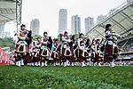 March Past during the HSBC Hong Kong Rugby Sevens 2018 on 07 April 2018, in Hong Kong, Hong Kong. Photo by Marcio Rodrigo Machado / Power Sport Images