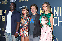 LOS ANGELES - JUL 19:  Donovan Carter, Caitlin Carmichael, Sistine Rose Stallone, Emile Hirsch, Olive Abercrombie at Midnight in the Switchgrass Special Screening at Regal LA Live on July 19, 2021 in Los Angeles, CA