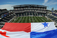 Philadelphia, PA. -June 14, 2016: Lincoln Financial Field during Copa America Centenario Group d match between Chile (CHI) and Panama (PAN) at Lincoln Financial Field.