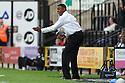 Notts County manager Chris Kiwomya<br />  - Notts County v Stevenage - Sky Bet League One - Meadow Lane, Nottingham - 24th August 2013<br /> © Kevin Coleman 2013