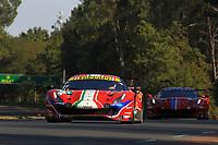 #51 AF CORSE (ITA) FERRARI 488 GTE EVO LM GTE PRO ALESSANDRO PIER GUIDI I(TA) JAMES CALADO (GBR) DANIEL SERRA (BRA)