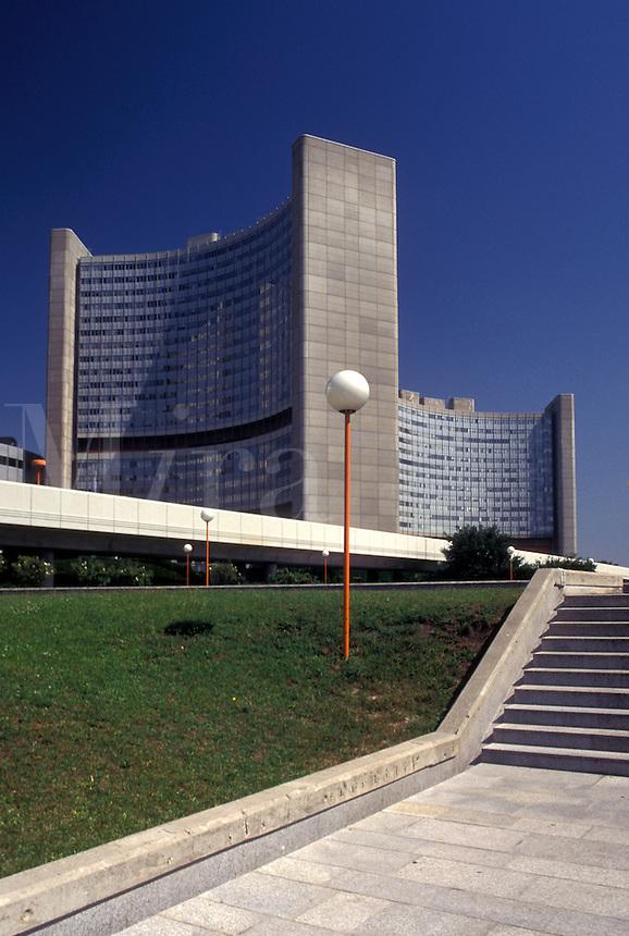 Vienna, United Nations Office, Austria, Wien, International Center, UNO City, Donau City, UN, UNO, UNOV