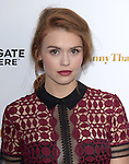 Holland Roden attends The Lionsgate Premiere of She's Funny That Way held at The Harmony Gold Theatre  in Los Angeles, California on August 19,2015                                                                               © 2015 Hollywood Press Agency