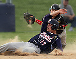 Valley Springs vs Sioux Falls Post 15 West Baseball