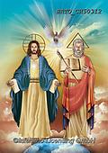 Alfredo, EASTER RELIGIOUS, OSTERN RELIGIÖS, PASCUA RELIGIOSA, paintings+++++,BRTOCH50312,#er#, EVERYDAY