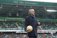 VOETBAL: GRONINGEN: 11-11-2018, Euroborgstadion: FC Groningen - SC Heerenveen, uitslag 2-0, Jan Olde Riekerink, ©foto Martin de Jong