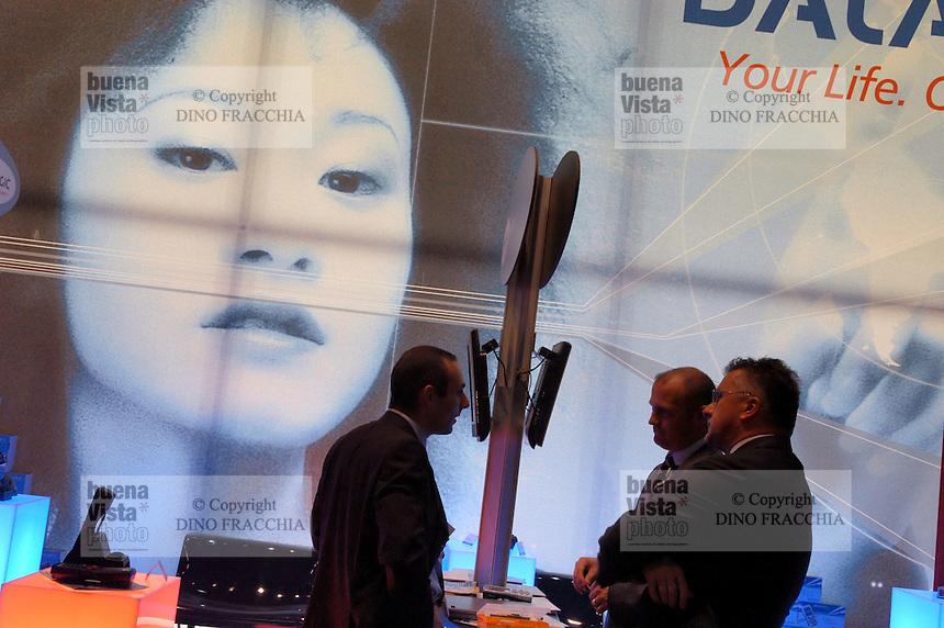 - SMAU, international exibition of electronics, computer and technological innovation..- SMAU, salone internazionale dell'elettronica, informatica e innovazione tecnologica