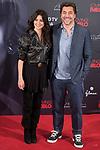 Spanish actress Penelope Cruz and spanish actor Javier Bardem attends to presentation of film 'Loving Pablo' in Madrid , Spain. March 06, 2018. (ALTERPHOTOS/Borja B.Hojas)