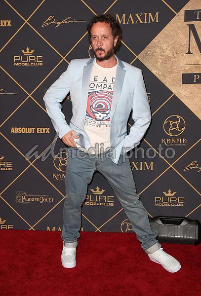 25 June 2017 - Hollywood, California - Pauly Shore. 2017 MAXIM Hot 100 Party held at the Hollywood Palladium. Photo Credit: F. Sadou/AdMedia
