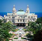 Monaco, Monte-Carlo: Monte Carlo Casino | Monaco, Stadtteil Monte-Carlo: Spielbank Monte Carlo