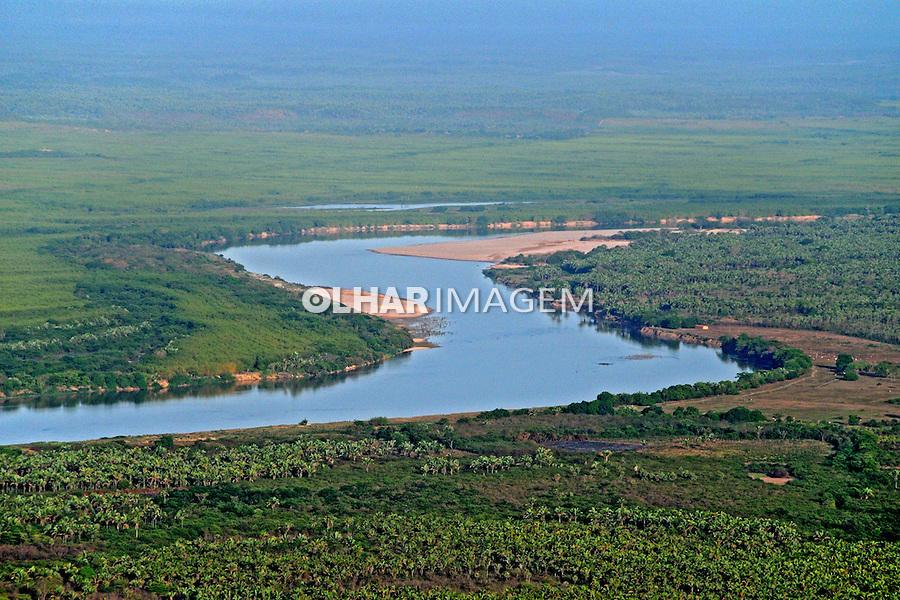 Planicie do Rio Parnaiba em Uniao. Piaui. Foto de Zig Koch.