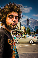 Banff Street Photography