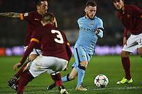 Jack Byrne Manchester <br /> Latina 17-03-2015 Stadio Domenico Francioni Football Calcio Youth Champions League 2014/2015 AS Roma - Manchester City. Foto Andrea Staccioli / Insidefoto