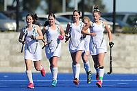 Burnside High School vs. James Hargest School. South Island Secondary Schools Hockey Premiership, Nga Puna Wai, Christchurch, Thursday 3 September. Photo: Martin Hunter/www.bwmedia.co.nz