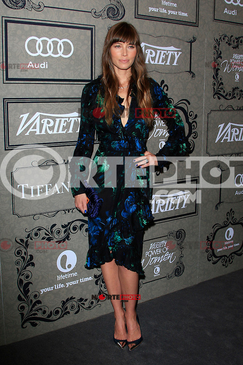 BEVERLY HILLS, CA - OCTOBER 5:  Jessica Biel at Variety's Power of Women presented by Lifetime at The Beverly Wilshire Four Seasons Hotel on October 5, 2012 in Los Angeles, California. ©MediaPunch Inc. © /NortePhoto .<br /> ©NortePhoto