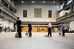 Milano 14 Gennaio 2008.Accademia Teatro Alla Scala - Dipartimento Palcoscenico-Laboratori; Department Stage, art workshops, horizontal, color.