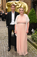 Charlie and Daisy May Cooper<br /> arriving for the BAFTA Craft Awards 2018 at The Brewery, London<br /> <br /> ©Ash Knotek  D3398  22/04/2018