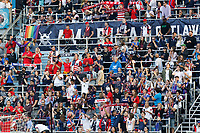 Saint Paul, MN - Tuesday September 03, 2019 : Fans prior to the USWNT 2019 Victory Tour match versus Portugal at Allianz Field, on September 03, 2019 in Saint Paul, Minnesota.