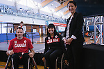 Rio 2016 - Wheelchair Rugby // Rugby en fauteuil roulant.<br />