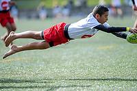 Japan v Kenya. Day two of the 2019 Air NZ Rippa Rugby Championship at Wakefield Park in Wellington, New Zealand on Tuesday, 27 August 2019. Photo: Dave Lintott / lintottphoto.co.nz