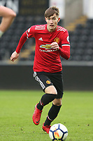 Sunday 18 March 2018<br /> Pictured:  <br /> Re: Swansea City v Manchester United U23s in the Premier League 2 at The Liberty Stadium on March 18, 2018 in Swansea, Wales.