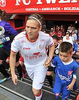 FC Twente - Standard Femina : Maud Coutereels<br /> foto DAVID CATRY / Nikonpro.be