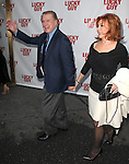 Regis Philbin & Joy Philbin  attending the Broadway Opening Night Performance of  'Lucky Guy' at the Broadhurst Theatre in New York City on 4/01/2013