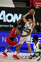 armani - Panatinaikos eurolega basket 2020-2021 - Milano 3 dicembre 2020 - nella foto: mitoglou