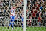 Atletico de Madrid's player Yannick Carrasco celebrating a goal during a match of La Liga Santander at Vicente Calderon Stadium in Madrid. October 29, Spain. 2016. (ALTERPHOTOS/BorjaB.Hojas)