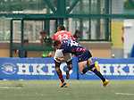 BGC Asia Pacific Dragons VS TaiKoo Place Scottish Exiles GFI HKFC Rugby Tens 2016 on 07 April 2016 at Hong Kong Football Club in Hong Kong, China. Photo by Juan Manuel Serrano / Power Sport Images