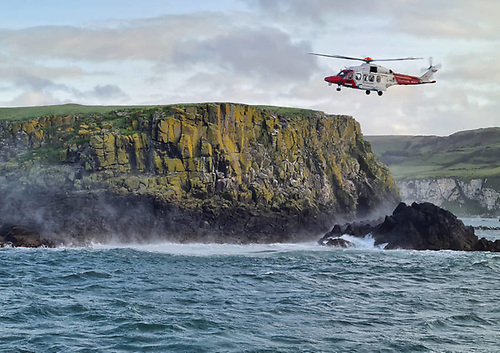 Busy Sunday for Portrush Lifeboat With Callouts to Kayakers & Paddle Boarders