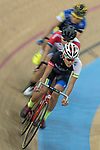 Mow Ching Yin of the CMS competes in the Men Elite -  Omnium I Scratch 10 KM category during the Hong Kong Track Cycling National Championships 2017 at the Hong Kong Velodrome on 18 March 2017 in Hong Kong, China. Photo by Chris Wong / Power Sport Images