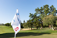 STANFORD, CA - MAY 10: Stanford Golf Course at Stanford Golf Course on May 10, 2021 in Stanford, California.