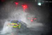 #22 Gradient Racing Acura NSX GT3, GTD: Till Bechtolsheimer, Marc Miller, #12 AIM Vasser Sullivan Lexus RC-F GT3, GTD: Michael De Quesada, Townsend Bell
